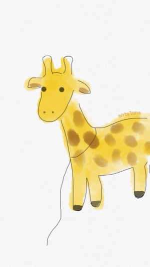 Goodbye Mr. Giraffe
