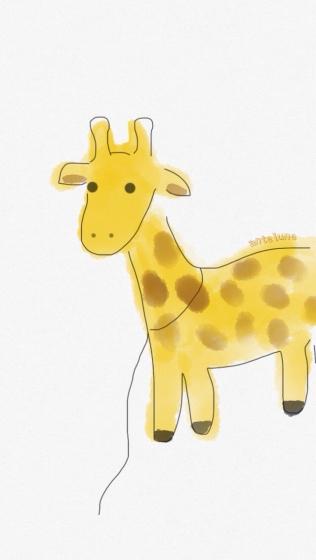 Goodbye Mr Giraffe