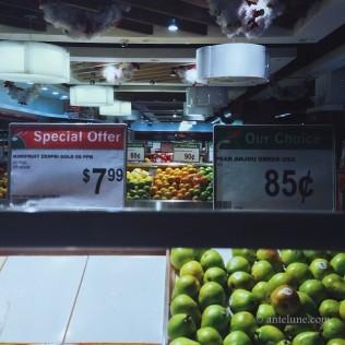 Unpeopled Supermarket